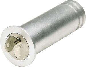 9M40,AUS=PZ Zi Ikon Mini-Tresor mit Kragen und Profil-Halbzylinder
