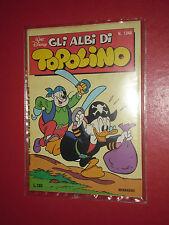 ALBI DELLA ROSA POI albi di TOPOLINO  N°1348 mondadori disney anno 1980   -s-