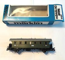 DB-article NEUF Kl Märklin h0-43930-train rapide voiture//compartiment voiture 1.//2