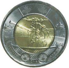 CANADA 2016 5 Pack Sealed Uncirculated coins - Battle of the Atlantic 2 Dollars