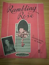 Rambling Rose-McCarthy & Burke; charlie chester