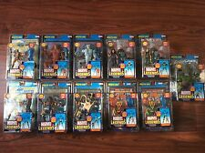 Marvel Legends lot of 80 MISB figures!! BAF ToyBiz