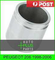 Fits PEUGEOT 206 1998-2006 - Brake Caliper Cylinder Piston (Front) Brakes