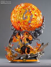 Statue Portgas D. Ace TSUME HQS One Piece Resin 1/6 en stock! (no xceed,prime 1)