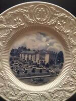 Wedgwood Duke University Plates  one Crowell Dormitory Tower 1928 and four more