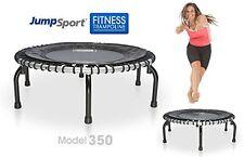 JumpSport Fitnesstrampolin Minitrampolin Einzel-Gummiseile ( M 350) JumFitness