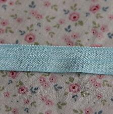 5m Azul Hielo 16mm Elástico Diadema Plegable Bebé