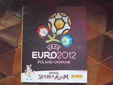 album figurine Euro 2012,panini