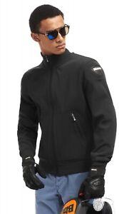 Motorcycle Jacket Blauer Easy Man Pro Asphalt Black