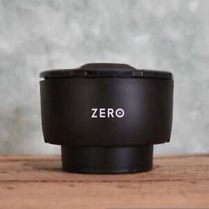 Trinity Zero Mini Press - Black