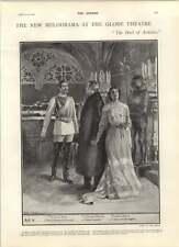 1902 The Heel Of Achilles Fred Terry Julia Neilson Serbian Dynasty Karageorgeovi