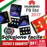 DISPLAY LCD+TOUCH SCREEN ORIGINALE X HUAWEI P8 LITE 2017 PRA-LA1 LX1 LX3 SCHERMO