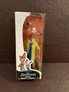 Disney Zootopia Nick Wilde Poseable Action Figure, Tomy