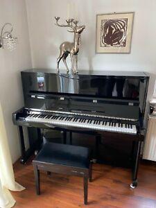 Steinmayer hochglanz Klavier schwarz