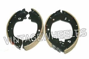 Brake Shoes Set of 4 Units Fits For Willys CJ Jeeps