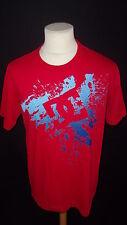 T-shirt Dc Shoes Rouge Taille L à - 51%