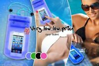 Waterproof Underwater Dry Pouch Bag Case Cover for Apple iPhone 6 7 8 X  Samsung