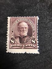 us stamps scott 257 MH OG Gum Crease See Photos Other Defects