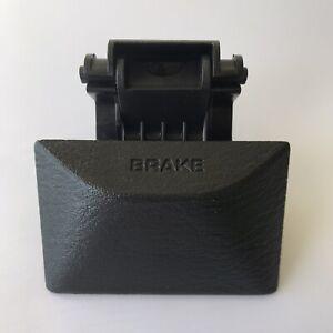 2002-2005 Dodge Ram Parking Brake Release Emergency Handle OEM DARK GRAY/SLATE