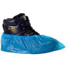 50 x Supertouch disposable shoe covers overshoes (25 pairs) Embossed Top Quality
