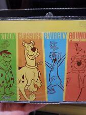 Scooby Doo Cartoon Classics And Wacky Sounds By Hanna Barbera 3 CD Box Set frees