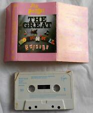 Sex Pistols The Great Rock n Roll Swindle Original Cassette