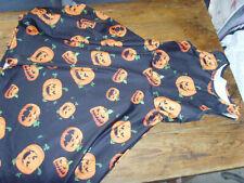 Play Condition girls size 8 10 Halloween pumpkin Jack-O-Lantern black dress
