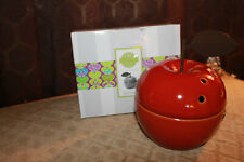 Scentsy Warmer - Appreciation - Apple Element Warmer- New in Box - Beautiful!