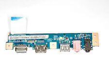 Acer Aspire 4810T 4810TZ 4410 USB Audio Jack conector VGA HDMI port 48.4cq07.021