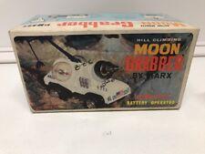 Vintage MARX Hill Climbing Moon Grabber NASA #6321 Lunar Prober—NOT WORKING—