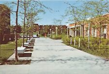 Loudonville New York Siena College Postcard