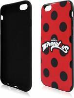MIRACULOUS MRIP6102 Coque arrière avec Motif Coccinelle pour iPhone 6/6S Plus 0,