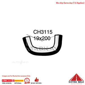CH3115 Heater Hose for Nissan PathFinder R50 3.3L V6 Petrol Manual & Auto Mackay
