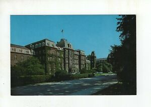 Vintage Post Card - Main Building - Vassar College - Poughkeepsie New York