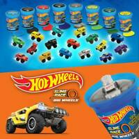 BOX OF X16 HOT WHEELS SLIME RACE WHOLESALE PRICE *CLEARANCE STOCK*