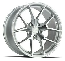 Aodhan AFF7 20x10.5 +35 5x114.3 Silver Machined (Set of 4)