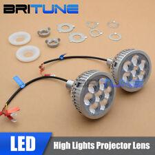 3.0'' LED Single Beam High Beam Multi Lens ProjectorDevil Eyes DRL Cars Retrofit