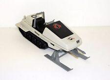 """Gi Joe Polar Battle Bear Vintage 7"""" Action Figure Vehicle Complete 1983"""