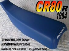 CR80 CR80R Seat cover for 1984 Honda CR 80  058