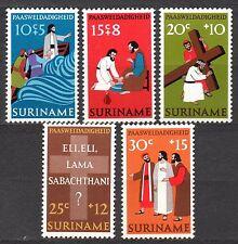 Suriname - 1973 Easter Mi. 646-50 MNH