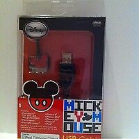 Disney USB Cable for iPhone 3G/3GS/4/4S, iPod and iPad