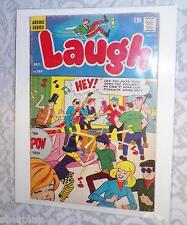 Archie Series LAUGH  # 189 Dec 1966 Comic Book
