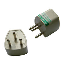 New AU UK EU US to Israel AC POWER PLUG ADAPTER TRAVEL Converter Traveling 3 PIN