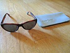 DKNY Women's Sunglasses Tortoise AVENUE A K01618 Frame w/ Sunglass Holder L@@K!!