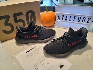 Con fecha de En particular reducir  adidas Yeezy Boost 350 V2 Red Athletic Shoes for Men for Sale    Authenticity Guaranteed   eBay