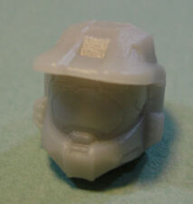 "FH009 Custom Cast figure head for use w//3.75/"" 1:18 GI Joe Acid Rain Military"