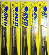 92-2011 CROWN VICTORIA MARQUIS TOWN CAR ANCO LOT OF 10 PC 22INCH WIPER BLADE NEW