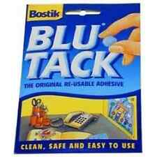 BLU TACK THE ORIGINAL RE-USABLE ADHESIVE BLU TAK