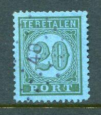 Nederlands Indie, puntstempel 40 MEESTER CORNELIS op nvph PORT 4 C, type - ;