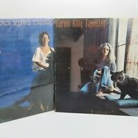 Carole King Vintage Vinyls Tapestry and Thoroughbred